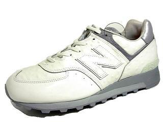 ニューバランス m576 ホワイト