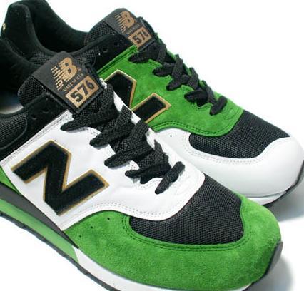 ニューバランス m576 緑