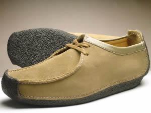 クラークス 靴 ワラビー
